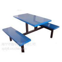 广西购买食堂四人位餐桌椅的地方