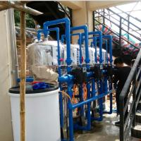 广西柳州井水氟超标怎么办?晨兴设计生产除氟过滤设备 经济适用