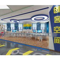 郑州培训学校装修公司,天恒装饰,郑州培训学校设计公司,郑州专业的培训机构装修公司