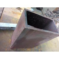 国标镀锌方管 无缝矩形钢管镀锌方管 直缝焊管方矩管镀锌方管