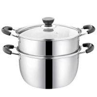 汤锅 广通 不锈钢 锅 盆 碗 桶 壶 盘 厨具餐具炊具 不锈钢制品 厨房用品
