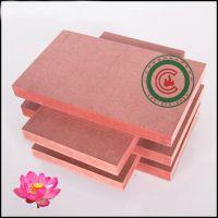 3mm防火密度板 国标B1c级阻燃 环保E1级密度板 商场展示柜专用板材 阻燃饰面板