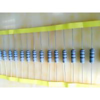 高品质铜引线金属氧化膜电阻器MOF3W 5% 100Ω