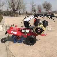 厂家直供柴油开沟机小型多功能田园管理机大葱开沟培土机