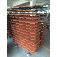 贵州地区金属瓦 金属瓦什么材质 金属瓦施工方案