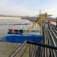 环保绞吸式清淤船 清淤设备 河道清淤机械
