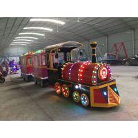 优质无轨小火车 托马斯火车 仿古观光小火车