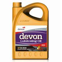 戴文(devon) 润滑油汽机油合成技术机油 10W-40 SN8000 汽车机油润滑油 官方直邮