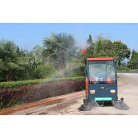 陕西普森电动扫地车,智能扫地机、道路扫地机、驾驶式清扫机