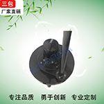 水下2.2KW离心式曝气机 盘式曝气机 污水曝气机 液下曝气设备