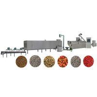 济南PHJ70狗粮设备~膨化狗粮、猫粮宠物饲料加工设备~时产250公斤百脉海源制作