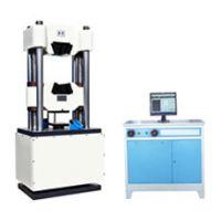 WDW-500E微机控制电子万能试验机(采用双空间结构 铝合金外罩 全数字化测量控制系统)