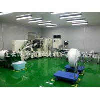 供应智欣捷牌面膜自动折叠装袋机,面膜折叠包装机