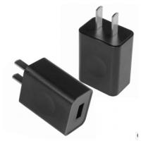 厂家直销5W 5v1a手机USB充电器/适配器 过3C认证