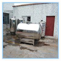 晨兴销售φ1600×2000×3.0不锈钢保温水箱厚度3mm管道直饮水储水无菌水箱