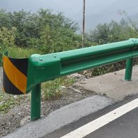 高速公路护栏板 波浪护栏板防撞板