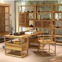 全套榆木新中式家具定制定做厂家