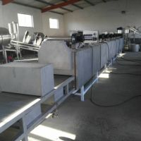 自动半干面设备 半干面生产线 自动半干面机器