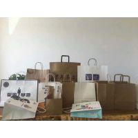 聊城塑料彩印厂专业生产牛皮纸袋 牛皮纸 手提袋