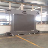 河北厂家直销压滤机配件 耐高压环保板框式压滤机滤板 塑料 隔膜板