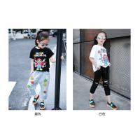 摆摊创业夏季低价童装进货5元以下小孩服装批发厂家直销