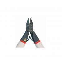 Facom供应110mm超平齐切割器尖嘴断线钳417.PE手动钳子10.5mm钳口普通工具钢