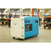 8kw箱体式柴油发电机图片