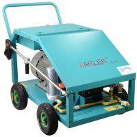 工业电动超高压清洗机WS35/21除锈用冷水超高压清洗机冲洗机