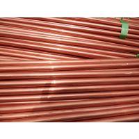 厂家现货供应精密导热t2紫铜棒 Ф20 30mm环保电极铜棒