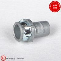 东莞浩斯厂家供应 UL软管接头 锌合金镀锌接头S161