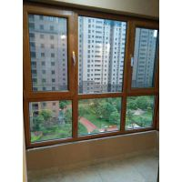 西安铝合金门窗:关键工序施工工艺