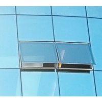 东莞市虎门厂房外墙中空玻璃安装