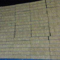 防火板 竖丝防水岩棉板 外墙岩棉复合板