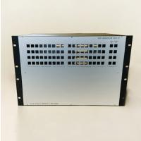 激光切割 厂家直销 4u机箱 矩阵机箱 插箱