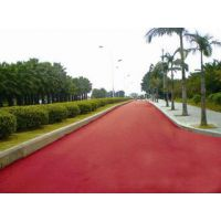 集宁市 彩色路面 哪里有彩色路面材料