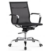 弓形电脑椅*纳米网布办公椅*职员会议网椅