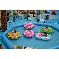 厂家直销充气水池 充气船池 儿童玩具水池专业定制