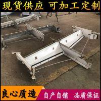 供应云南自动刮粪机 猪场专用不锈钢刮粪板 耐腐蚀使用更长久