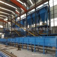 垂直无箱造型线 铸造井盖造型机厂家