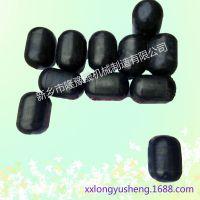 厂家定制加工非标不规则椭圆耐磨橡胶球 工业用胶球 设备配件