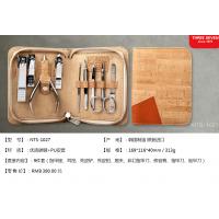 合肥韩国制造原装进口指甲钳批发-777指甲刀套装团购 合肥总代 不锈钢