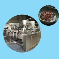 海鲜酱电磁炒锅 海鲜酱蒸汽炒锅 海鲜酱炒料机