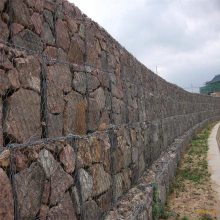 高尔凡石笼网 格宾挡土墙 热镀锌格宾网
