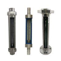 常州防腐型液体气体变面积式玻璃转子流量计