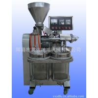 英达机械YD-50型香油机食用油加工设备时产量60斤芝麻