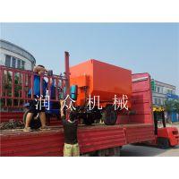牧场青贮饲料撒料车 养殖专用抛料车 自动投料车