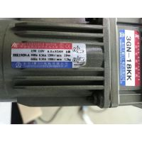 厦门东历电机3RK15GN-A+3GN-18KK单相异步电动机4级小型电机