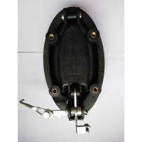 小松挖掘机配件门锁外把手pc56-8系列22H-54-15280