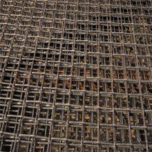 镀锌钢丝轧花网规格 养殖轧花网直销商 矿山振动筛网