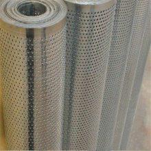 现货直销冲孔网 铁板圆孔网 冲孔板装饰网